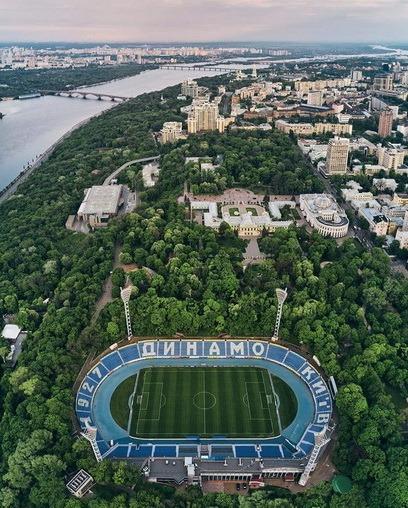 Стадион Динамо Киев