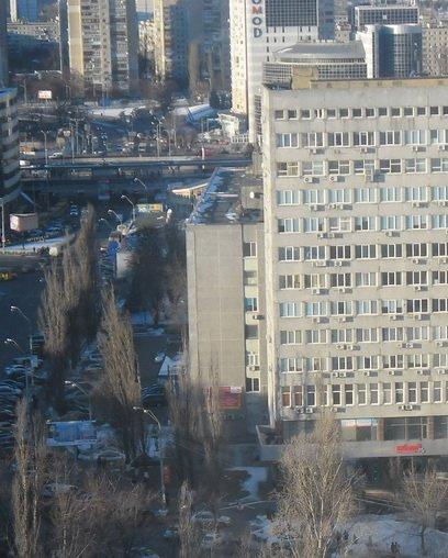 Офис на Левобережной