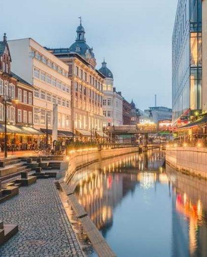 Дания - Орхус